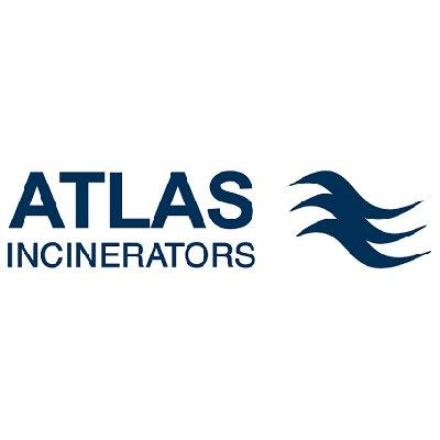 Atlas Incinerators 200 S ultra-compact solution for burning solid waste only
