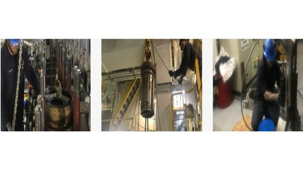 5 Himsen overhauls for Diamond Offshore with zero downtime perfomed by Goltens