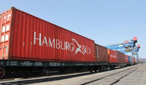 Maersk launches AE77, a weekly Asia - Southern Europe intermodal freight service