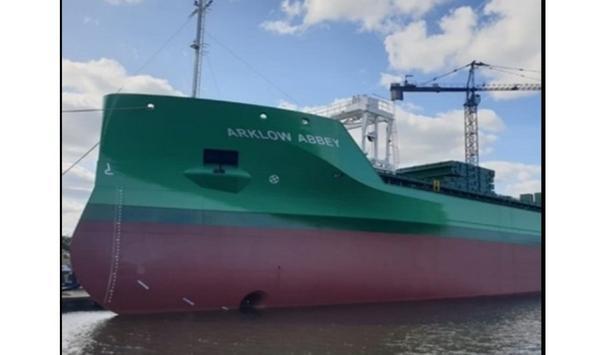 Arklow Shipping chooses Satcom Global Aura VSAT for new build vessel communications