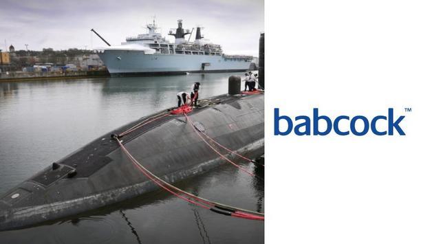 Babcock International Group PLC future maritime support programme
