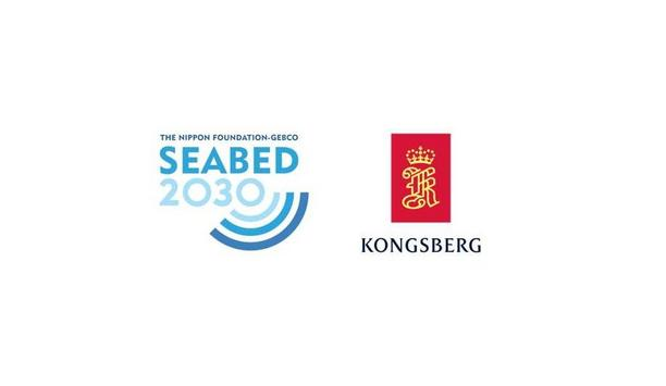The Nippon Foundation-GEBCO Seabed 2030 Project and Kongsberg Maritime enter partnership to produce the complete map of the ocean floor