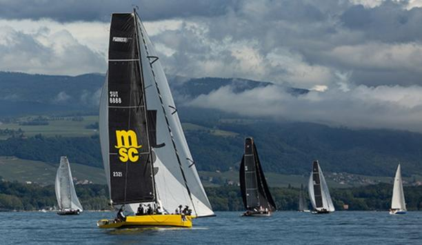 MSC sailing team back on water and ready for the Bol d'Or Mirabaud
