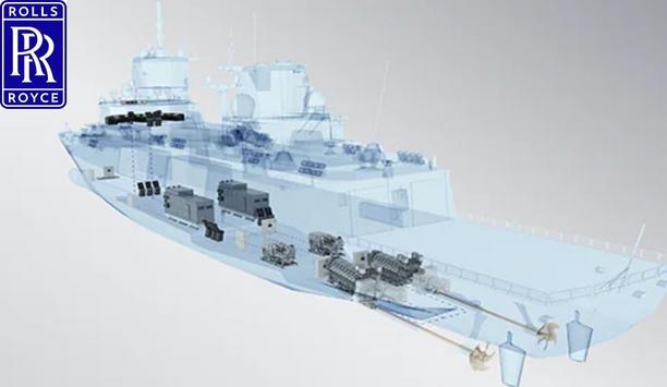 Rolls-Royce's mtu NautIQ marine automation portfolio at DSEI