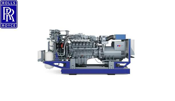 Rolls-Royce mtu Series 500 gas generator to provide combined heat and power for lubricant manufacturer in Mexico