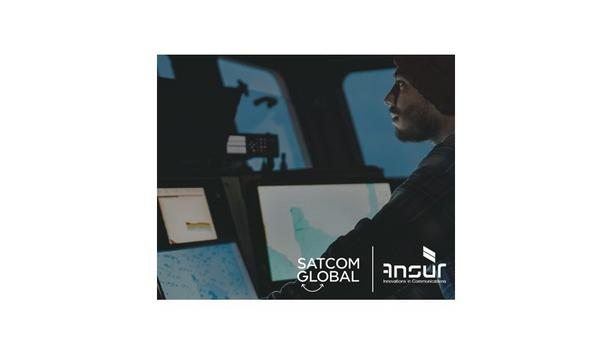 Satcom Global partners with AnsuR to provide their maritime customers with access to innovative visual technology