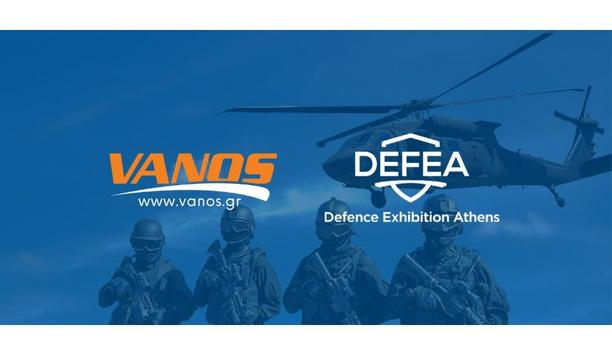 VANOS S.A. to demonstrate technological developments in communication and detection systems at DEFEA 2021