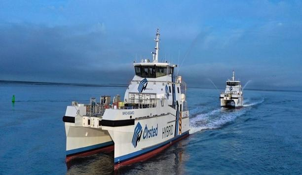 Volvo Penta and Danfoss Editron power two hybrid CTVs in the ultimate sea trial