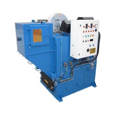 Atlas Incinerators 200 S WS compact solution for burning solid waste only