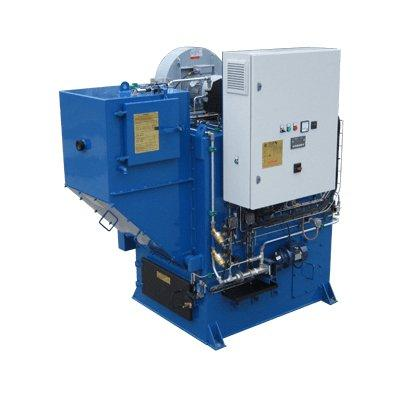 Atlas Incinerators 200 SL WS P compact solution for burning solid and liquid waste
