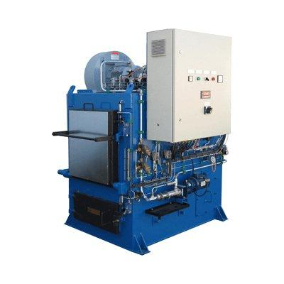 Atlas Incinerators 400 SL P compact solution for burning solid and liquid waste