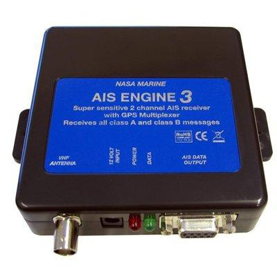 NASA Marine Instruments Ais Engine 3 - Two-channel AIS receiver