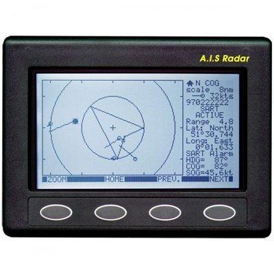 NASA Marine Instruments AIS SART Plotter - stand alone AIS receiver / plotter