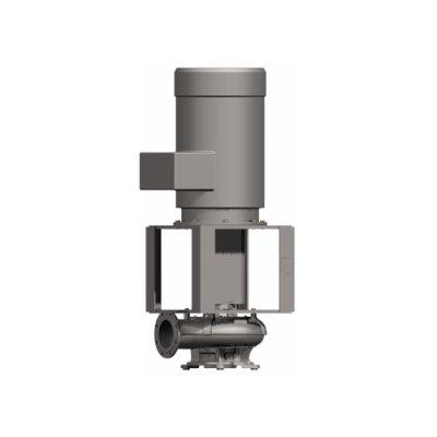 Allweiler ALLMARINE MA-S Volute Casing Centrifugal Pump In Block Design Up To PN 10