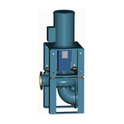 Allweiler ALLMARINE MI Volute Casing Centrifugal Pump in in-line design up to PN 10