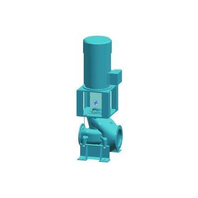 Allweiler ALLMARINE MI-D Volute Casing Centrifugal Pump, doublesuction, in in-line design, PN 10