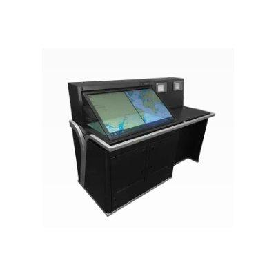 JRC AlphaChartTable ECDIS with 46-inch touch display