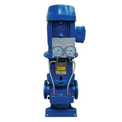 Castle Pumps BT-LH125T Long Coupled Triple Screw Pump