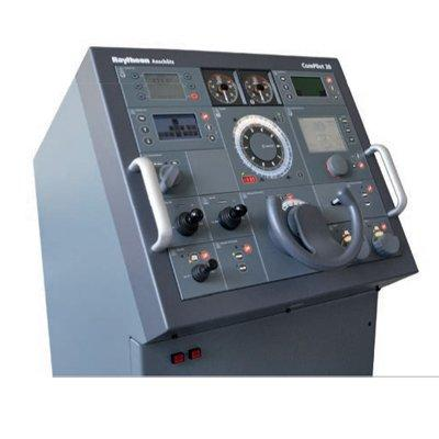 Raytheon Anschütz ComPilot 20 turn-key solution for an individual steering gear control system