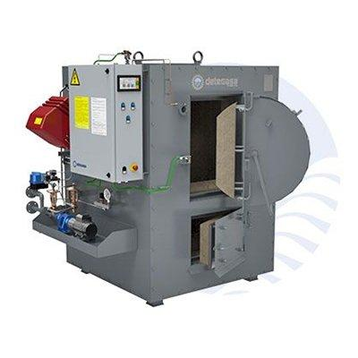 Detegasa IRLA-50 Sludge & Solid Waste Marine Incinerator