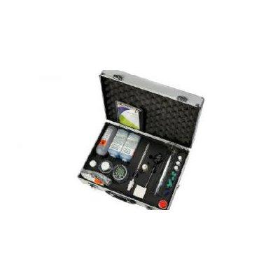 Insatech Marine FG-K1-110-KW DIGI test kit. Function: Combined water in oil/BN cell + salt test + Insolubles test + Viscostick