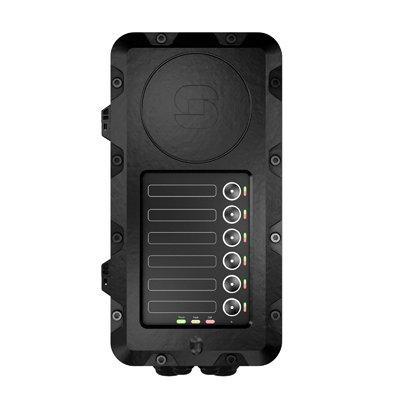 Zenitel EAPFX-6 Exigo Industrial Ex Access Panel, 6 Buttons