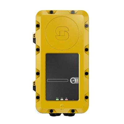 Zenitel EAPII-1 Exigo  Industrial Access Panel, 1 Button