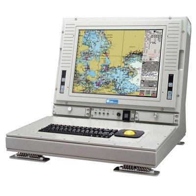 GEM elettronica ECD-710 ECDIS aiding navigation management and safety
