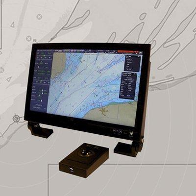 Sperry Marine ECDIS-E - The Paperless Navigation Solution