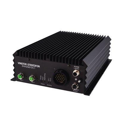 Zenitel ENA2060-DC1 Exigo Network Amplifier 2 Channels, 60W for Rolling Stock