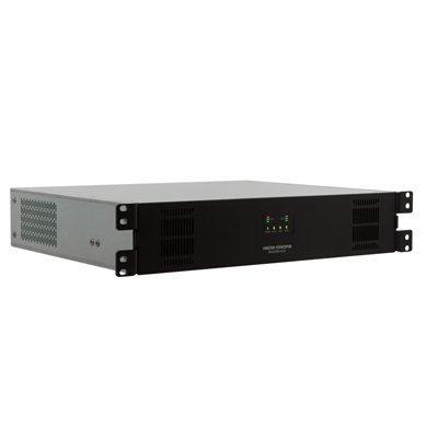 Zenitel ENA2400-AC2 Exigo Network Amplifier 2 x 400W AC