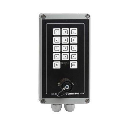 Zenitel HSB-03 Analog telephone, weatherproof