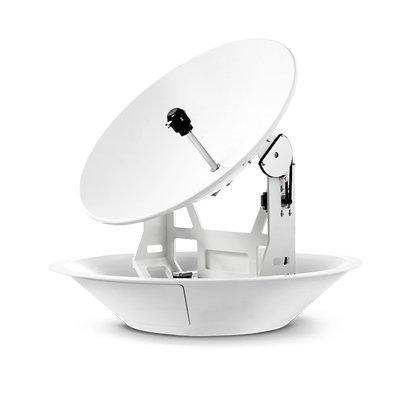 Intellian i9P Marine Satellite TV Antenna for Commercial Vessels