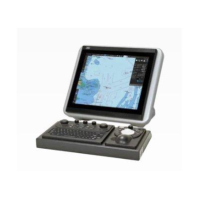 JRC JAN-9201S ECDIS with integrated route editing