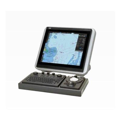 JRC JAN-7201S ECDIS with integrated route editing