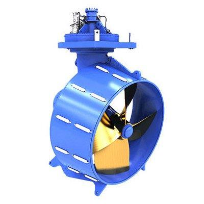 Thrustmaster TH10000ML Underwater Demountable Azimuth Thruster