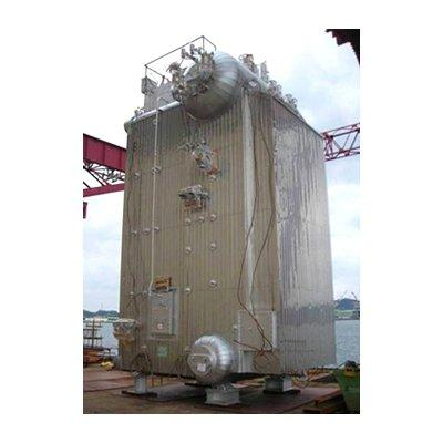 Mitsubishi Heavy Industries MAC -110B boiler