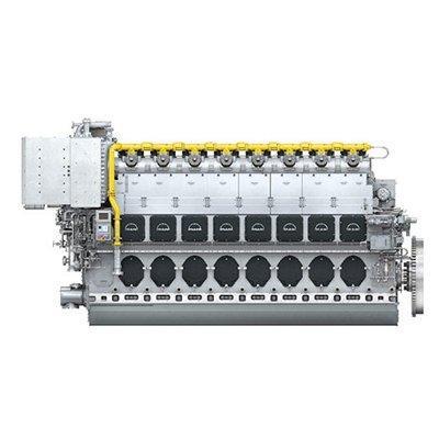 MAN Energy Solutions MAN L+V51/60DF Four-stroke Propulsion Engine