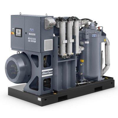 Atlas Copco MAS 5 Oil-injected Screw Compressor