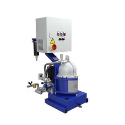 Alfa Laval MIB 503  Compact Solid Bowl Separator For Marine & Diesel Applications