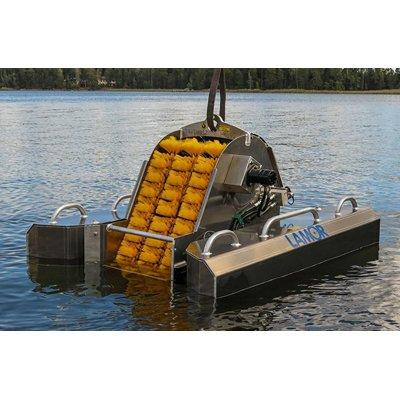 Lamor Multimax LAM 50 brush chain-type free-floating oil skimmer