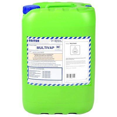 Wilhelmsen NALFLEET™ MultiVap™ concentrated liquid blend of antiscalant and antifoam agents