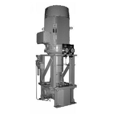 Allweiler NAM-F Volute Casing Centrifugal Pump in block design up to PN 10