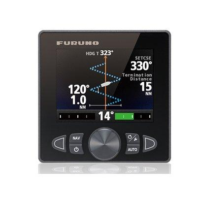 Furuno NAVPILOT 711C/OB Self-Learning, Adaptive Autopilot - Single-Din Size Color Display for Outboards