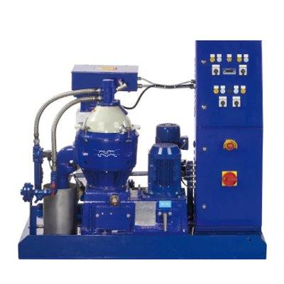 Alfa Laval OCM 304 cleaning solutions for mineral oils