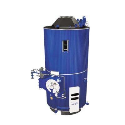 Alfa Laval Aalborg OM high performance medium capacity oil-fired auxiliary boiler