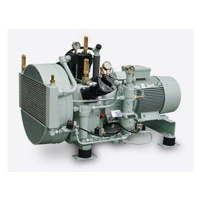 Sauer Compressors WP 121 L Marine 3-stage Air-cooled Starting-air Compressor