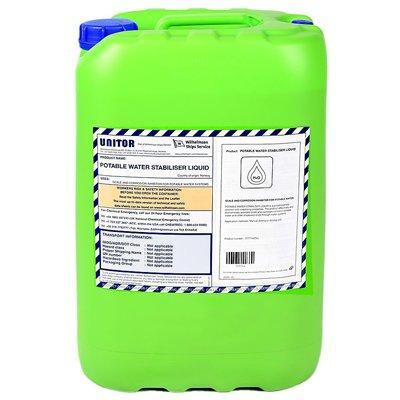 Wilhelmsen NALFLEET™ Potable Water Stabiliser Liquid