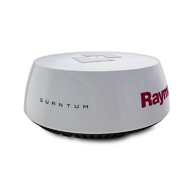 Raymarine E70210 Quantum Q24C Radome w/Wi-Fi and Ethernet. 10M Power Cable included