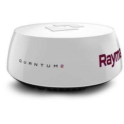 Raymarine E70498 Quantum 2 CHIRP Radar with Doppler collision avoidance technology (without cables)
